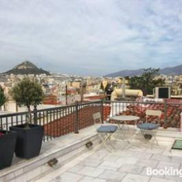 6 Tholou New Apartment With Magic View To Acropolis