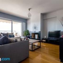 Top Floor Apartment Near Acropolis